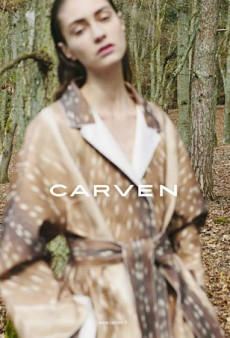 Squinting Won't Help, Carven's Fall 2013 Featuring Marine Deleeuw is Intentionally Blurry (Forum Buzz)