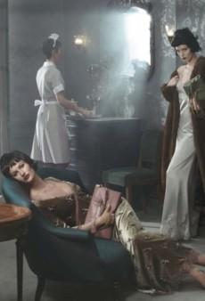 Gisele, Karen Elson, Isabeli Fontana and Carolyn Murphy Front Louis Vuitton Fall Campaign (Forum Buzz)
