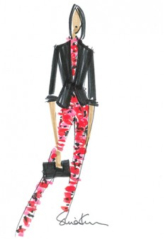 L'Wren Scott's First-Ever Mass Market Collaboration is With Banana Republic [Preview]