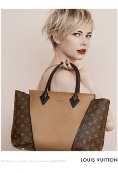 Link Buzz: Behind the Scenes at Michelle Williams' Louis Vuitton Shoot; Kate Moss Covers Esquire