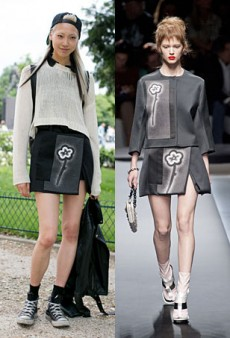 Runway to Real Life: Rinko Kikuchi in Fausto Puglisi, Soo Joo Park in Prada and More (Forum Buzz)
