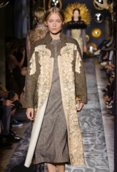 Valentino Shows an Ornate Haute Couture Collection for Fall 2013