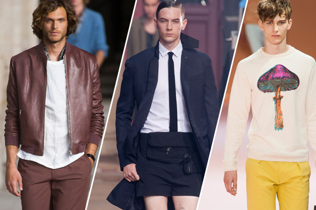 Best Men Fashion 2014 Paris Men s Fashion Week