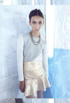 C&M Spring 2013: Camilla and Marc Freeman's Girl Wears Growing Pains Well