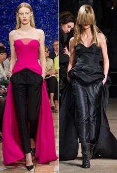 Designer Copycats: A.F. Vandevorst Rips Off Christian Dior Couture (Forum Buzz)