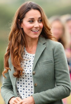 Link Buzz: Kate Middleton is Back; Karolina Kurkova Leaves 'The Face'