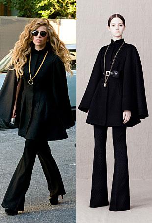 Lady-Gaga-in-Alexander-McQueen-portrait