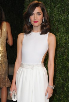 Get the Look: Rose Byrne's Ethereal Nighttime White and Silver