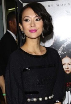 Zhang Ziyi Premieres The Grandmaster in a Classy Chanel Fall 2013 Dress