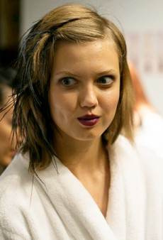 76 Weirdest, Funniest and Most Beautiful Photos from Backstage at New York Fashion Week