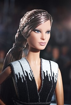 If Your Inner Child Loves Bandage Dresses, She'll Love the New Hervé Léger by Max Azria Barbie Doll