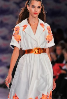 House of Holland Spring 2014: A Wearable Mexican-Inspired Collection