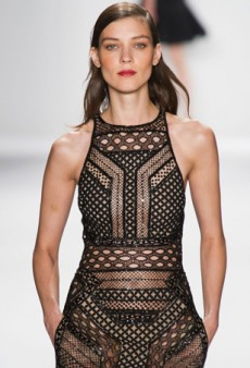 J. Mendel Spring 2014: Glamour With a Hint of Rebellion