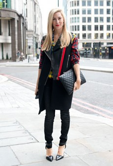 Fashion Editor Street Style: London Fashion Week Spring 2014