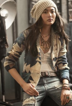 Nail That 'Rocker on the Road' Look with Denim & Supply Ralph Lauren