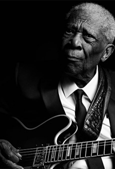 Saint Laurent Music Project: Hedi Slimane Taps B.B. King, Jerry Lee Lewis and Chuck Berry for New Ads