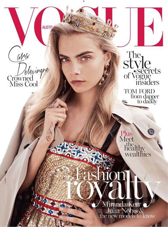 Image: Facebook/VogueAustralia