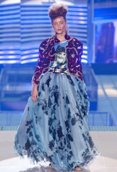 Vivienne Westwood Spring 2014: A Colorful Fairytale