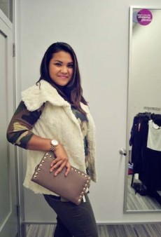 Nordstrom Rack, Styled By Blogger All Things White