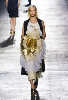 Dries Van Noten Spring 2014: Easy Elegance