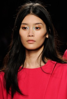 ICB by Prabal Gurung Spring 2014 Backstage Beauty Spring: Get Ready to Party