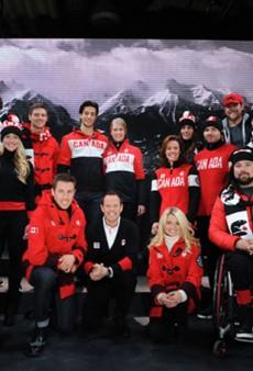Hudson's Bay Unveils Sochi 2014 Team Canada Uniforms