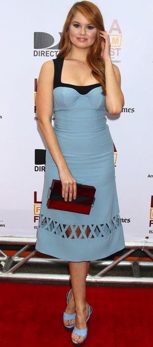 Debby-Ryan-2013-Los-Angeles-Film-Festival-Premiere-of-The-Way-Way-Back-June-2013