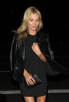 Kate Moss to Collaborate with Topshop Again for Spring 2014