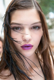 Sonia Kashuk's Hot-Off-the-Runway Makeup How-To from the Spring 2014 Shows