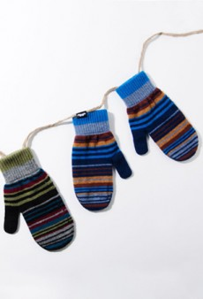 Celebrate Movember with Holt Renfrew x Paul Smith Mittens