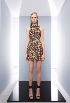 Holly Rose Emery Joins Camilla and Marc's Resort 2013 Suprematist Movement