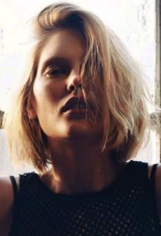 Catherine McNeil Smoulders in Kookaï for Harper's Bazaar Australia