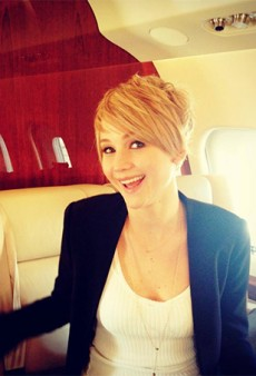 Link Buzz: Jennifer Lawrence Gets a Pixie Cut; Naomi Campbell's Fasting Regimen