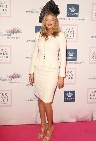 Kate-Upton-VRC-Oaks-Club-Luncheon-Melbourne-Nov-2013-portrait-cropped