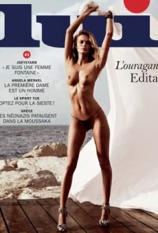 Edita Vilkeviciute Looks Like a Goddess on Lui Magazine [NSFW] (Forum Buzz)