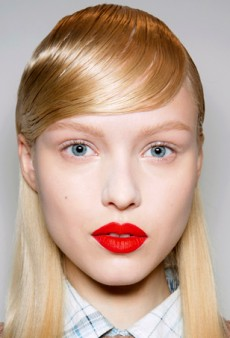 Ohne Titel's Fall 2013 Classic Red Lip (With a Twist): A tFS Video How-To