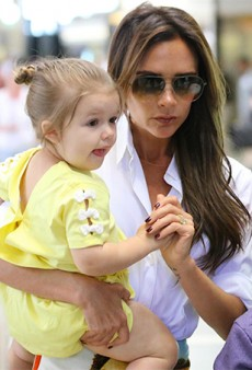 Victoria Beckham Hopes to Eventually Launch a Childrenswear Line