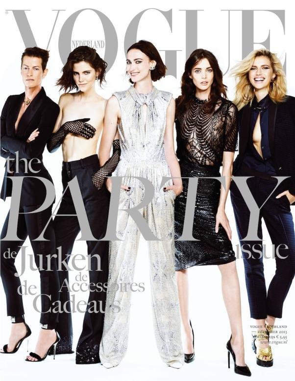 Vogue Netherlands December 2013
