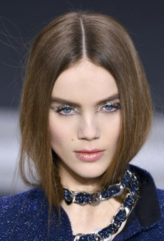 Striking Runway Looks to Inspire Your Holiday Hair and Makeup