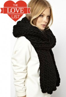 Winter Accessories: The Love List