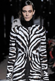 Is Zebra the New Leopard? A Case for Fall 2013's Favorite Animal Print