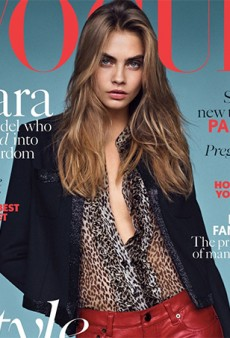 Cara Delevingne for Vogue UK: 'The Model Who Was Liked Into Superstardom' (Forum Buzz)