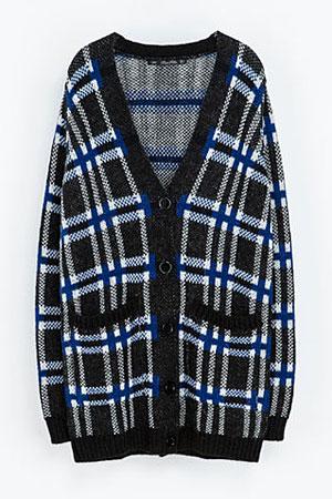 Zara-cardigan