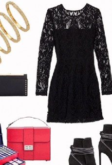 My Perfect Holiday Look: Party Hopping