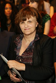 Link Buzz: NYT Fashion Critic Cathy Horyn Resigns