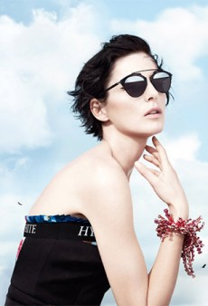 Link Buzz: See New Dior Spring 2014 Campaign Images; More NastyGal Knockoffs?; Gwen Stefani Has Reinvented the Pant