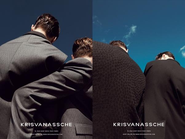 Kris van Assche Spring 2014