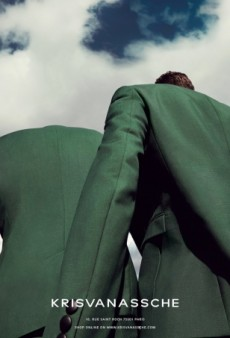 The New Kris Van Assche Campaign is 'Cool As F' (Forum Buzz)