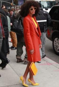 Celebrity Signature Style: Urban Practicality