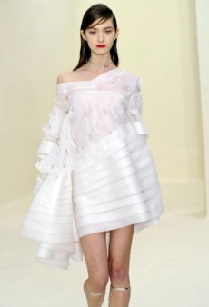 Christian Dior Haute Couture is Technically Impressive, Aesthetically Dull